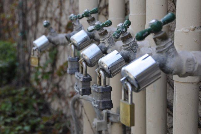 Water Scarcity Poses Economic